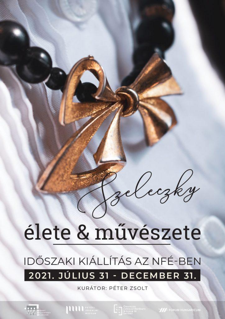 Szeleczky Zita élete & művészete kiállítás plakát